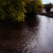 River Wye Art Print