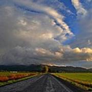 Road To Nowhere Print by JM Photography    Jim Mullholand
