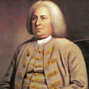 Robert Dinwiddie (1693-1770) Art Print