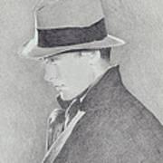 Robert Montgomery  Art Print