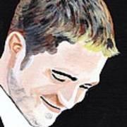 Robert Pattinson 121 Art Print