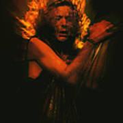 Robert Plant Led Zeppelin Art Print
