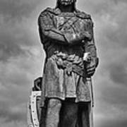 Robert The Bruce Art Print
