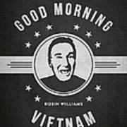 Robin Williams - Dark Art Print