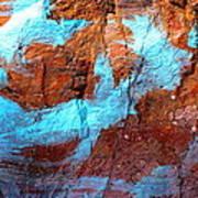 Rock Art 15 Art Print
