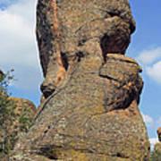 Rock Formation Belogradchik Art Print
