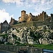 Rock Of Cashel Castle Ireland Art Print