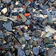 Rocks And Stones Art Print