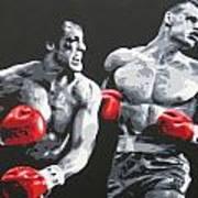 Rocky 4 Art Print