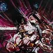Rocky IIi Art Print