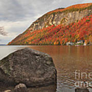Rocky Lake Willoughby Art Print