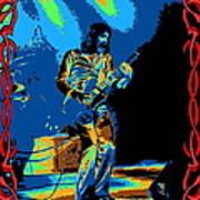 R P  In Spokane 1977 Art Print