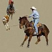 Rodeo 37 Art Print