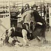 Rodeo Prepared To Be Punished Art Print