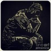 Rodin Art Print