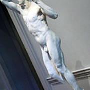 Rodin's The Vanguished -- 2 Art Print