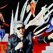Roger Waters-the Wall Art Print