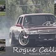 Rogue Callan Art Print