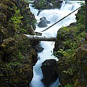 Rogue River Falls 1 Art Print