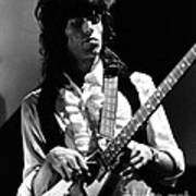 Keith Richards Rolling Stones  1969 Art Print