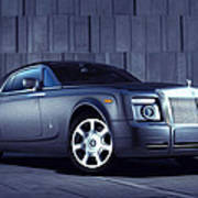 Rolls Royce 3 Art Print