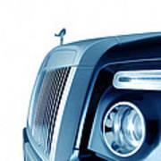 Rolls Royce 7 Art Print
