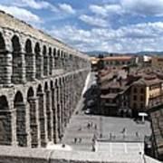 Roman Aqueduct I Art Print