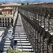 Roman Aqueduct II Art Print