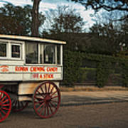 Roman Candy Wagon New Orleans Art Print