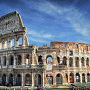 Roman Icon 8x10 Art Print
