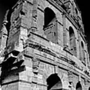 Roman  Ruin Twenty Art Print