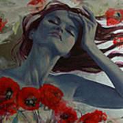 Romance Echo Art Print