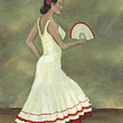 Romani Step Art Print