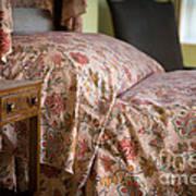 Romantic Bedroom Art Print