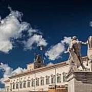 Rome Monuments Art Print