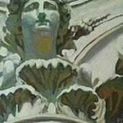 Rome Statue Art Print