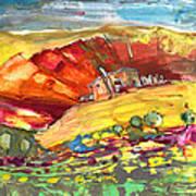 Ronda 04 Art Print