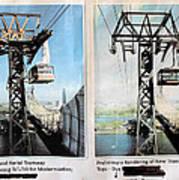 Roosevelt Island Tramway Art Print
