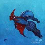 Roosterfish IIi Art Print