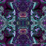 Rorschach Me Art Print