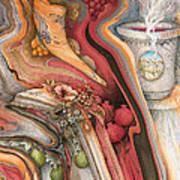 Rosh Hashanah Meditation Art Print