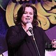 Rosie O'donnell Art Print