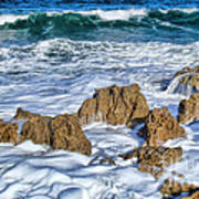 Ross Witham Beach Stuart Florida Art Print