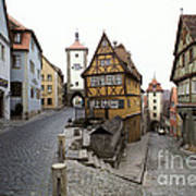Rothenberg, Germany Art Print