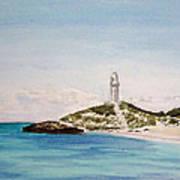 Rottnest Island Australia Art Print