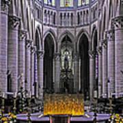 Rouen Cathedral  Art Print