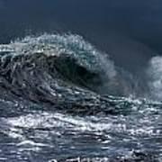 Rough Wave Art Print