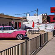 Route 66 Diner Art Print