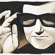 Roy Orbison Art Print