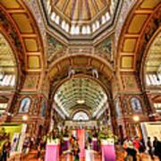 Royal Exhibition Building II Art Print